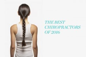 """Best Chiropractors"" in the 2016 May issue of Minnesota Monthly"