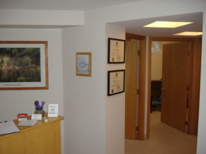 Levin and Chellen Chiropractic office space