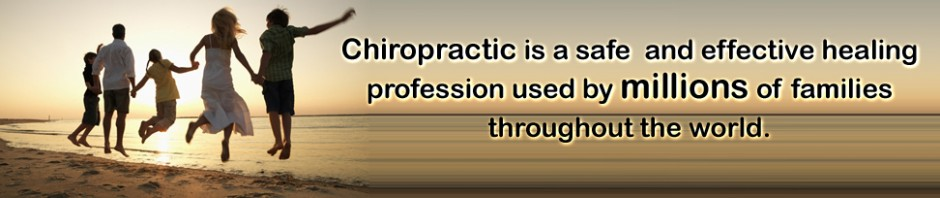 chiropractic is safe; no stroke risk