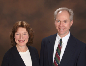 Dr. Sharon Levin and Dr. Nels Chellen
