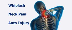 whiplash, neck pain, auto accident injury
